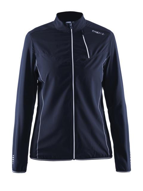 Mind jacket (dam) i färgen black.