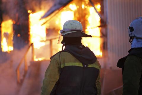 Flest elbränder i äldre bostäder