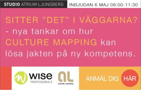Anmäl dig till Studio Atrium Ljungbergs tredje seminarium!
