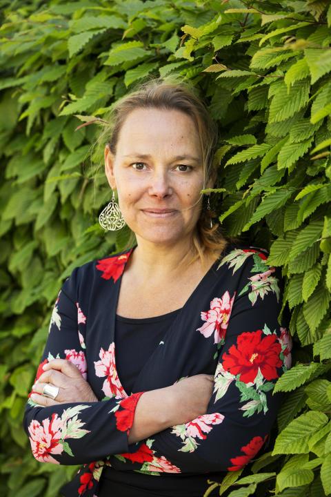 Charlotta Szczepanowski, Riksbyggen