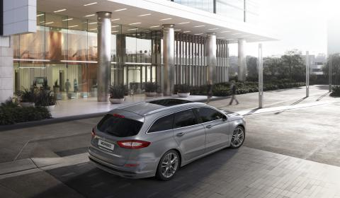 Nye Ford Mondeo - nå også med AWD