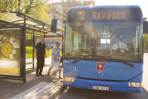 Karlskoga stadsbuss