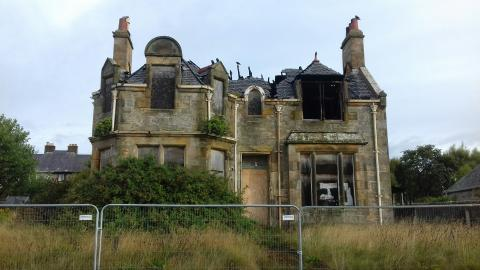 Iconic Lossiemouth house to be compulsorily purchased by Moray Council