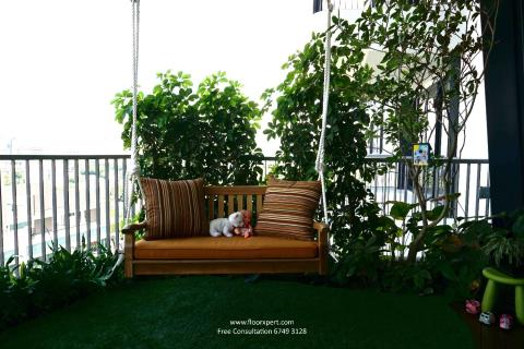 4 Ways to Use Artificial Turf in Apartments