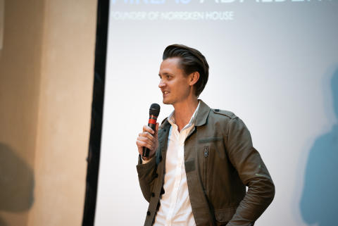 Niklas Adalberth, founder of Norrsken