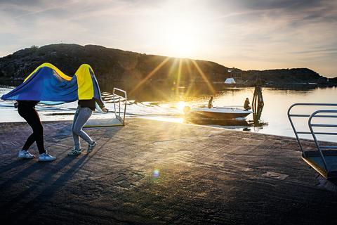 Fotoutställning om bilden av Sverige på Världskulturmuseet