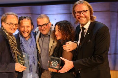 Stylt Trampoli's Swiss hotel wins global UNESCO award