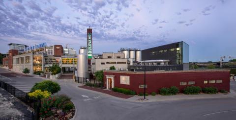 Boulevard Brewing Co. Bryggeriet