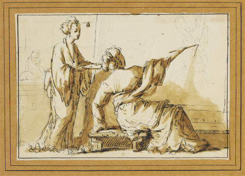 The Wolff Collection of Master Drawings