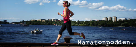 Succé för Maratonpodden – Apollo i nytt samarbete med Petra Månström