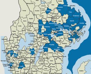 Finländarna i Uddevalla ges större delaktighet