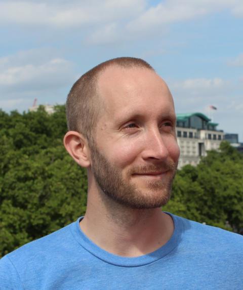 Johan Larsbrink (Foto: Mikael Weikvist)