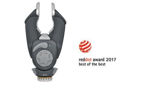 Ottobock har tilldelats två priser i Red Dot Awards!