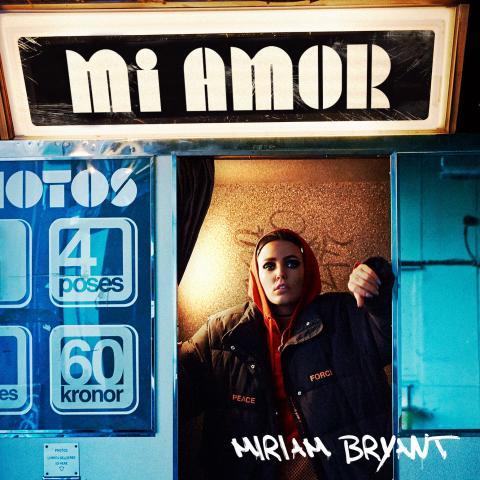 Miriam Bryant släpper första delen av ett kommande album - Mi Amor