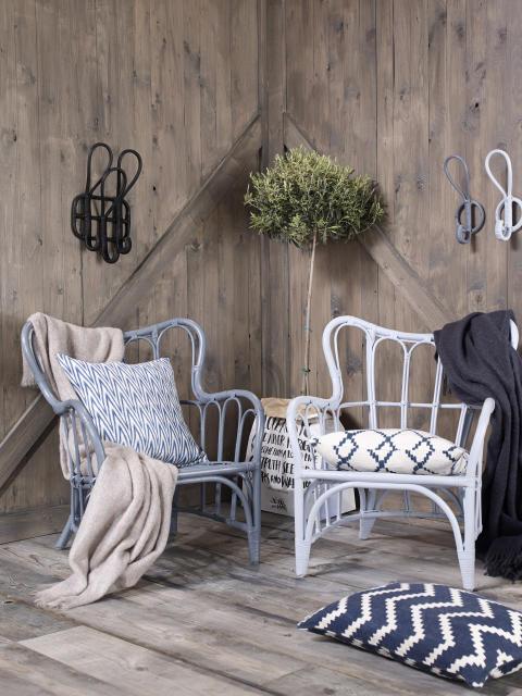 Målade hem – Anja & Filippa med Caparol Färg - Relax (endast miljöbild)