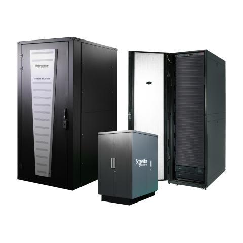Nyt mikrodatacenter imødekommer fremtidens krav til decentrale datacentre