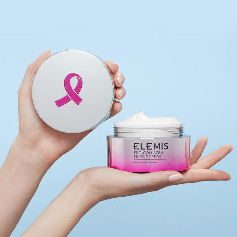 ELEMIS Pro-Collagen Marine Cream Limited Edition_open
