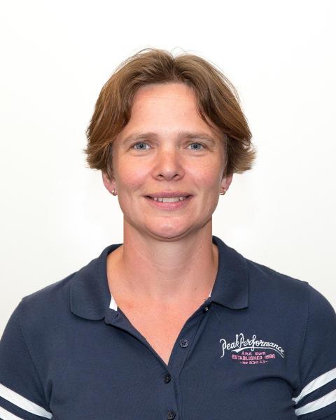 Karin Stål Lindwall är rektor för nya Erlaskolan i Falun