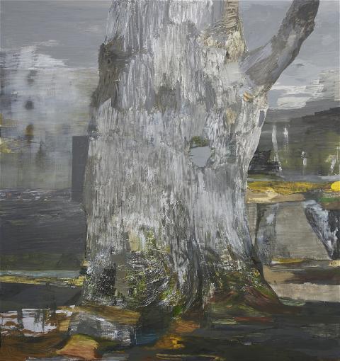 122. Andreas Eriksson, Behind a Tree Utrop: 600 000-800 000 SEK