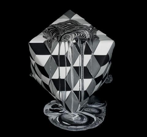 Roxana Benea - Dripping Octahedron