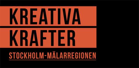 Pressinbjudan Almedalen: Ny statistik om kreativa sektorns betydelse - hur arbetar vi vidare i Stockholm-Mälarregionen?