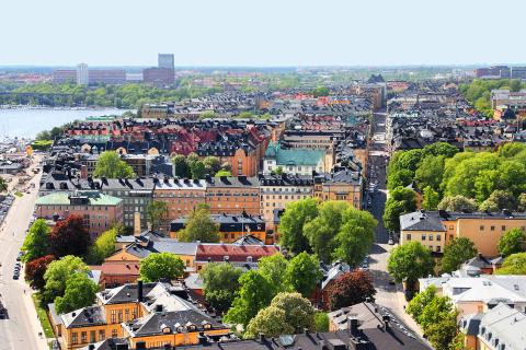 Positiv prisutveckling på Stockholms bostadsmarknad
