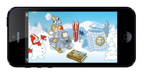 SkiStar lanserar ny app - nu flyttar Valle in i mobilen