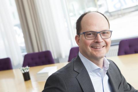 Jonas Schneider ny VD på Familjebostäder
