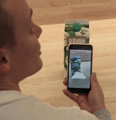 Zugar cubes - vinnare till Stora Utvecklarpriset