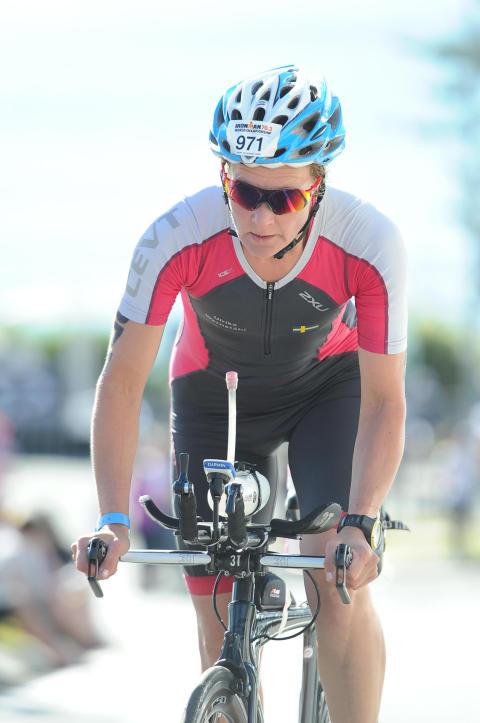 CEVT Triathlon racer Ulrika Wernståhl
