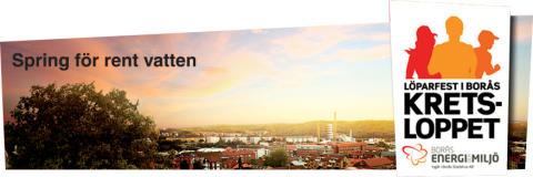 Kretsloppet vill locka fler elitlöpare till Borås