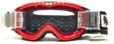 Dr. Zipe goggles Dirtman RollOff
