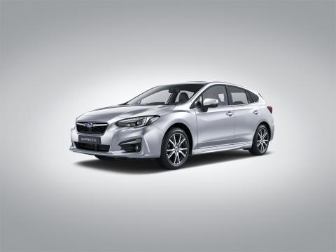 Nya Subaru Impreza