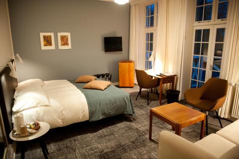 Kendt Silkeborg-hotel med i Best Westerns danske portefølje