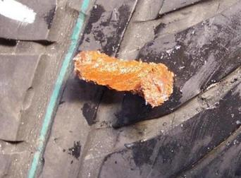 Udefra propning af dæk