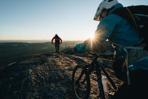 Jämtkraft sponsrar Åre Bike Festival