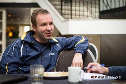 Peter Sartz ny förbundskapten för damlandslaget, bordtennis
