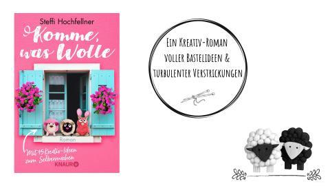 Frühling zum Selbermachen - Steffi Hochfellner zeigt in ihrem neuen DIY-Roman, wie es geht!