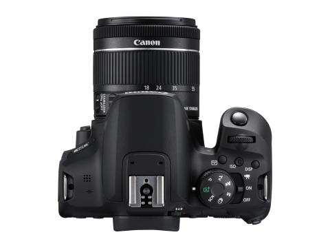 Canon EOS 850D EF-S18-55mm F4-5 BK TOP