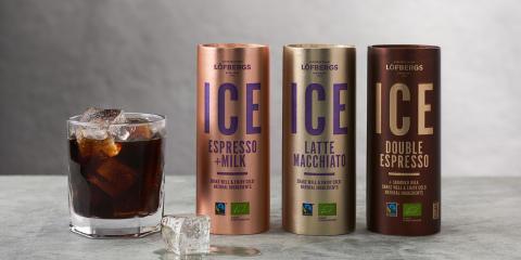Löfbergs ICE coffee Canada