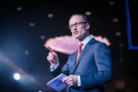 Nils Kristian Nakstad Enovakonferansen