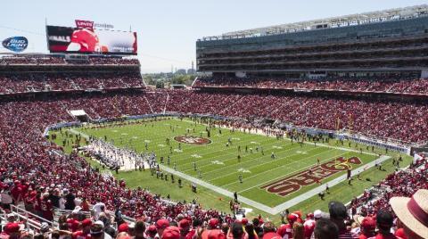 Levi's Stadium - originalet