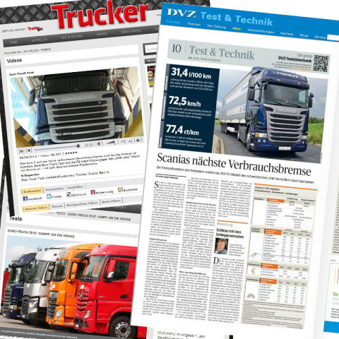 Scania G 410 mest økonomisk i tyske pressetests