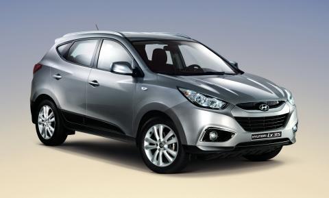 Hyundai tar 2,4 procents marknadsandel i Europa 2009