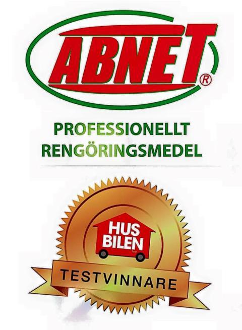 ABNET® Professional | Testvinnare!