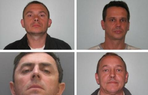 Gang in a spin after washing machine scam