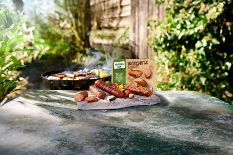 Vego-revolutionen kommer till grillen: Hälsans Kök Incredible Sausage