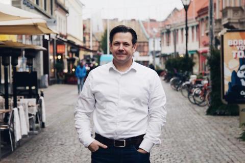 """""""Det viktigaste är at man har roligt"""" - möt Peter Elgåker, kontorschef för Consid Malmö"""