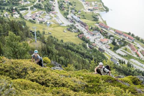 Via Ferrata Funäsdalsberget