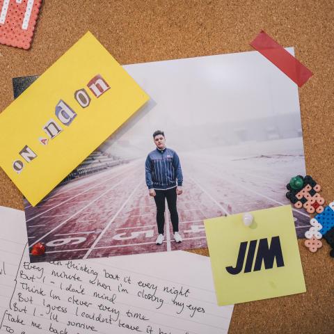 JIM singledebuterer med On and On